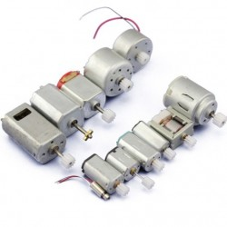 12 Motor KIT for projects