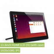 13.3inch HDMI LCD (H) (with...