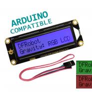 Gravity: I2C 16x2 Arduino...