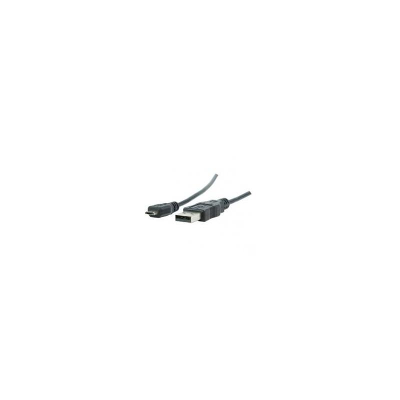 cable USB 2.0 A - Micro USB B Male