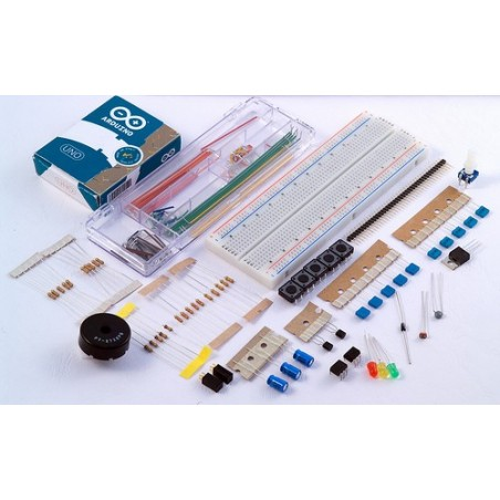 KIT Workshop Base level c/ Arduino Uno R3