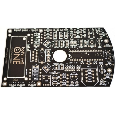 Placa PCB para Bot'n Roll ONE C