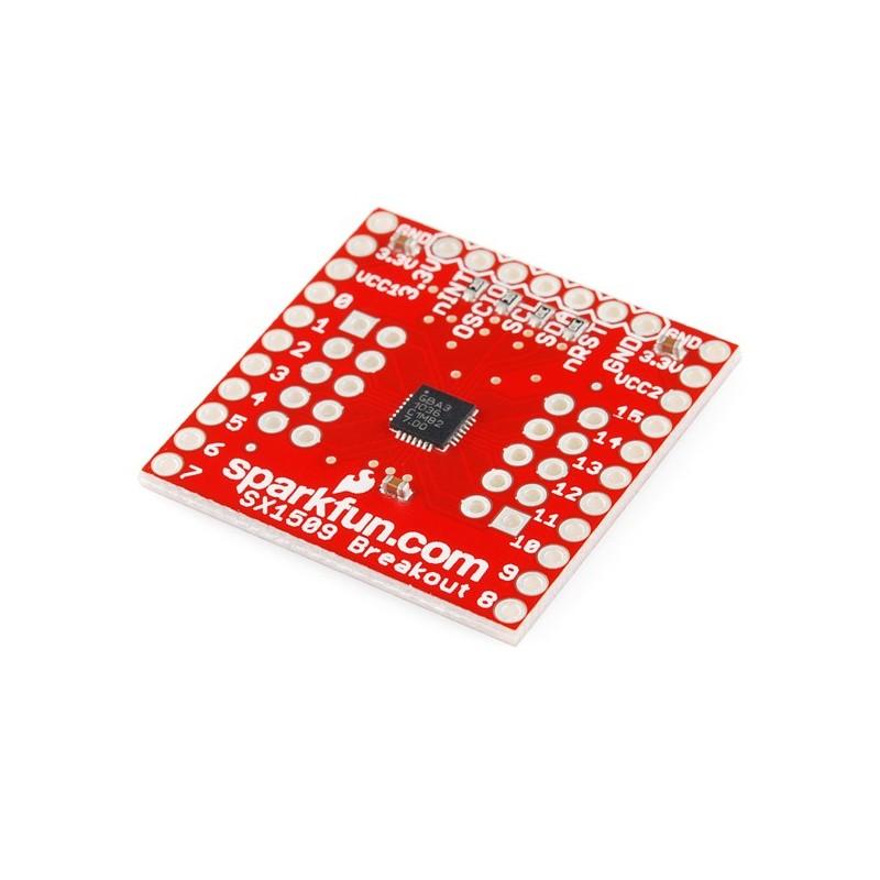 SX1509 16 Output I/O Expander Breakout