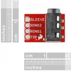 Conector TRRS jack 3.5mm