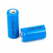 Bateria recarregável 16340...