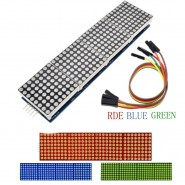 4x Matriz LED 8x8 com...