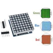 Matriz LED 8x8 c/ Driver...