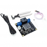 Soil Humidity controller...