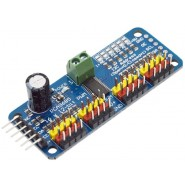 16-Channel 12-bit PWM/Servo...