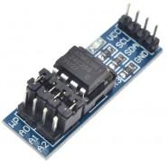 AT24C256 i2c interface...