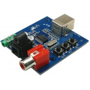 5V DAC Decoder PCM2704 USB...