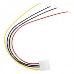 Conector 4 Pinos Molex - Pigtail