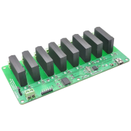 8 Channel USB (DC) Solid...