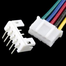 JST Jumper 5 Wire Assembly