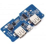 Placa Micro USB para Power...