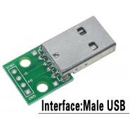 Adaptador USB A