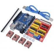 Kit Shield CNC Arduino Uno...