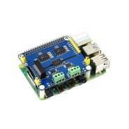 SN65HVD230 Dual Chips Solution Multi Allows 2-CH CAN Communication Coolwell Waveshare 2-Channel Isolated CAN Bus Expansion HAT for Raspberry Pi Series Boards MCP2515
