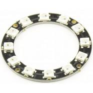Anel c/ 12 LEDs RGB WS2812...
