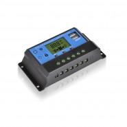 Regulador Solar PWM 12/24V...