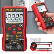 True RMS Multimeter with...