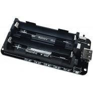 Carregador 2 baterias 18650...