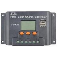 Solar PWM Regulator 12/24V...