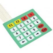 Sealed Membrane 4X5 Button...
