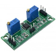 LM358 two-stage Amplifier...