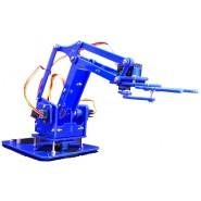 Acrylic Mechanics 4 DOF...