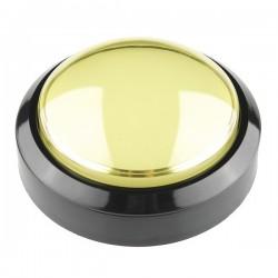Big Dome Push Button - Yellow