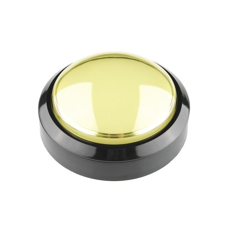Botao de Pressão Gigante - Amarelo