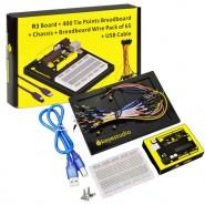 Kit Keyestudio UNO R3 +...