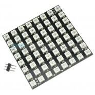 WS2812 8x8 RGB LED Matrix -...