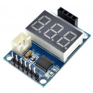 HC-SR04 test board