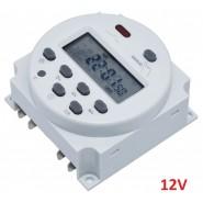 Timer Switch Relay 12V...