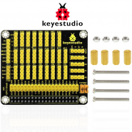 HAT GPIO with PCF8591 AD-DA...