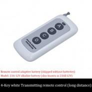 4-channel remote control RF...