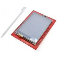 2.4 inch TFT LCD touch...
