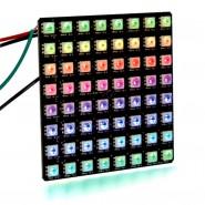 64 LEDs RGB MATRIX 72x72mm...