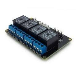 4 channels 5V relay module