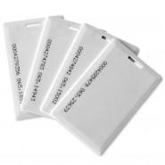 Cartão RFID 125KHz em PVC...