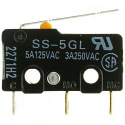 Microswitch 5A/250V