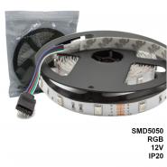Fita LED 5m SMD 5050...