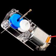 DC Gear Motor 120RPM 1.5~6V...
