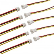 5 Connector Pairs 3pin JST...
