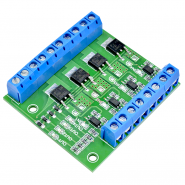 4 Channel MOSFET F5305S...