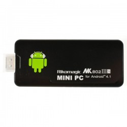 Android Mini PC Dual Core MK802 IIIS 8G