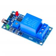 Relay LDR Sensor