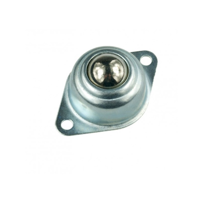 Metal ball casters